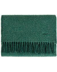 ARKET Wool Blend Scarf - Green