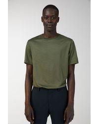 ARKET - Merino T-shirt - Lyst