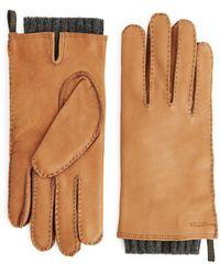 ARKET Handschuhe Hestra Tony - Natur