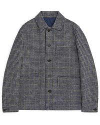 ARKET Workwear-Jacke Aus Tweed - Grau