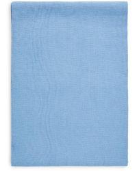 ARKET Knitted Merino Scarf - Blue