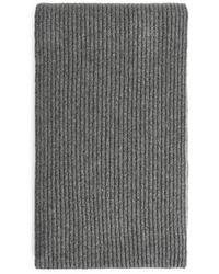 ARKET Cashmere Scarf - Grey