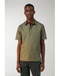 ARKET - Short-sleeve Pinpoint Popover - Lyst