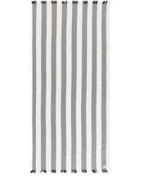 ARKET Cotton Beach Blanket - White