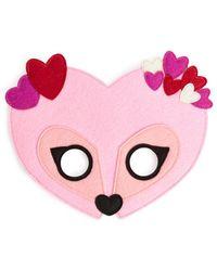 ARKET Animal Mask - Pink