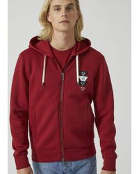 Emporio Armani - Hoodie - Lyst