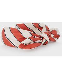 Emporio Armani Headband - Red