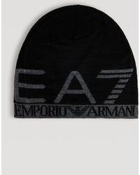 Emporio Armani - Beanie - Lyst