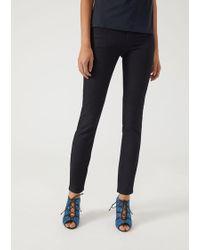 Emporio Armani - Skinny Jeans - Lyst