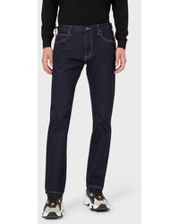 Emporio Armani Jeans Regular - Blu