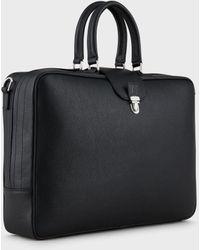 Emporio Armani Briefcases - Black