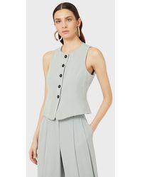 Emporio Armani Vest - Grey