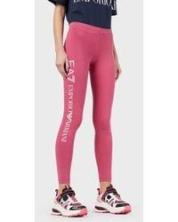 Emporio Armani Leggings - Pink