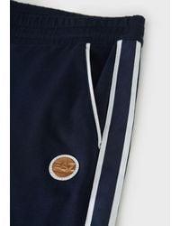 Emporio Armani Sweatpants - Blue