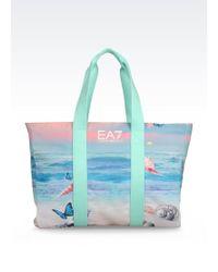 EA7 Bag - Blue