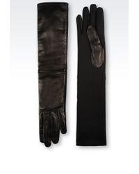 Armani Glove - Black