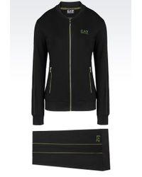 EA7 Sweatsuit - Black