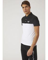 Emporio Armani - Polo Shirt - Lyst