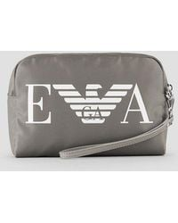 Emporio Armani - Travel Bag - Lyst