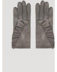 Emporio Armani - Gloves - Lyst