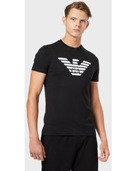 Emporio Armani T-shirt YAYARAL - Noir