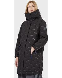 Emporio Armani Down Jacket - Black