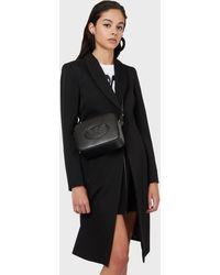 Emporio Armani Crossbody Bags - Black