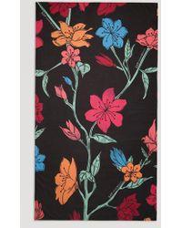 Emporio Armani Towel - Black
