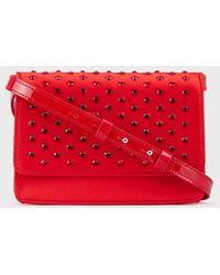 Emporio Armani Belt Bag - Red