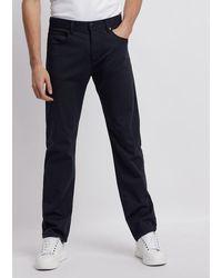 Emporio Armani Regular Jeans - Blue