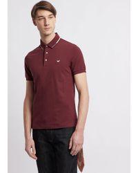 Emporio Armani Polo Shirt - Multicolore