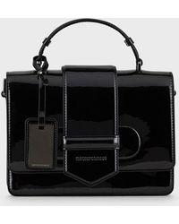 Emporio Armani Top Handle - Black