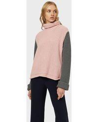Emporio Armani Sweater - Pink