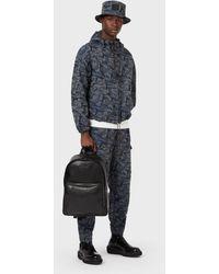 Emporio Armani Backpacks - Black