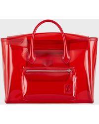 Emporio Armani Shopper - Red