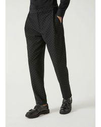 Emporio Armani | Casual Trousers | Lyst