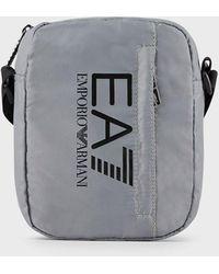 Emporio Armani Crossbody Bag - Grau