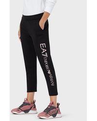 Emporio Armani Sweatpants - Black