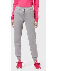 Emporio Armani Sweatpants - Gray