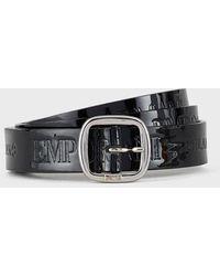 Emporio Armani Belt - Black