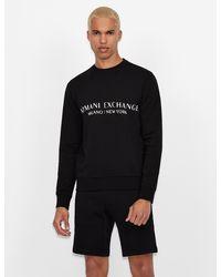 Armani Exchange - Felpa - Lyst