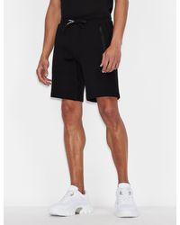 Armani Exchange Shorts - Negro