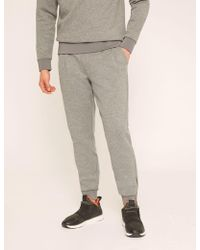 Armani Exchange - Zip Cuff Sweatpants - Lyst