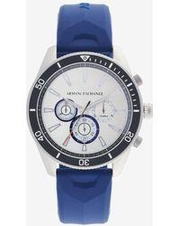 Armani Exchange Analog Watches - Blau