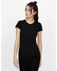Armani Exchange - T-shirt slim fit - Lyst