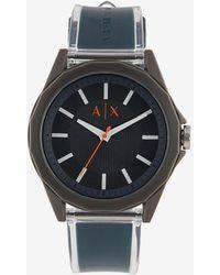 Armani Exchange Fashion Watch - Azul