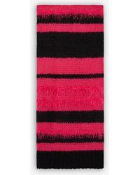 Armani Exchange Striped Scarf - Multicolor