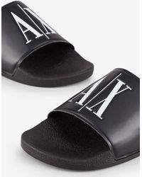 Armani Exchange Sandal - Black