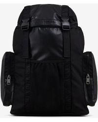 Armani Exchange - Multi Pocket Backpack - Lyst