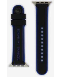 Armani Exchange Hybrid Watch - Blau